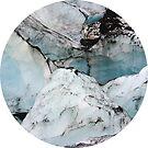Marble Glacier Circle by kissmyartichoke