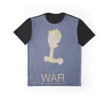 War, War Never Changes. Graphic T-Shirt