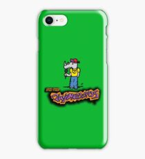 The Flight of the Conchords - The Rhymnoceros iPhone Case/Skin