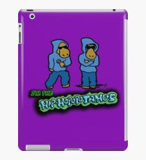 The Flight of the Conchords - The Hiphopopotamus iPad Case/Skin