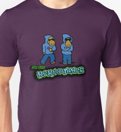 The Flight of the Conchords - The Hiphopopotamus T-Shirt