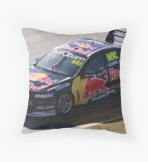 2013 Clipsal 500 Day 2 V8 Supercars Practise Throw Pillow