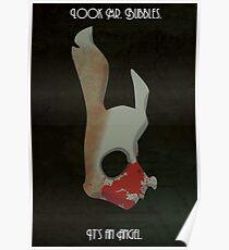 Bioshock Minimalism SPLICER Poster