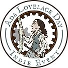 Ada Lovelace Day Indie Event Stickers! by AdaLovelaceDay