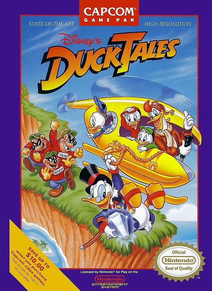 Ducktales by NeonCrusader