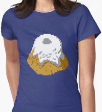 Pixel Sweetroll Women's Fitted T-Shirt