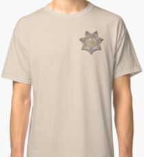 CHP Golden Gate Division Classic T-Shirt
