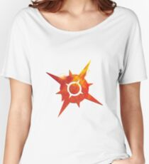 Pokémon Sun Logo Women's Relaxed Fit T-Shirt