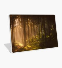 Morning forest Laptop Skin