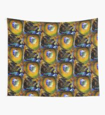 Eye Witness Wall Tapestry