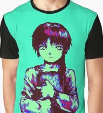 CyBERia LaIN [Serial Experiments Lain] Graphic T-Shirt