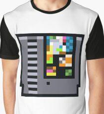 NES Cartridge Graphic T-Shirt