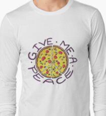 Give Me A Peace Long Sleeve T-Shirt