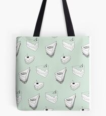 Mint Cakes Tote Bag