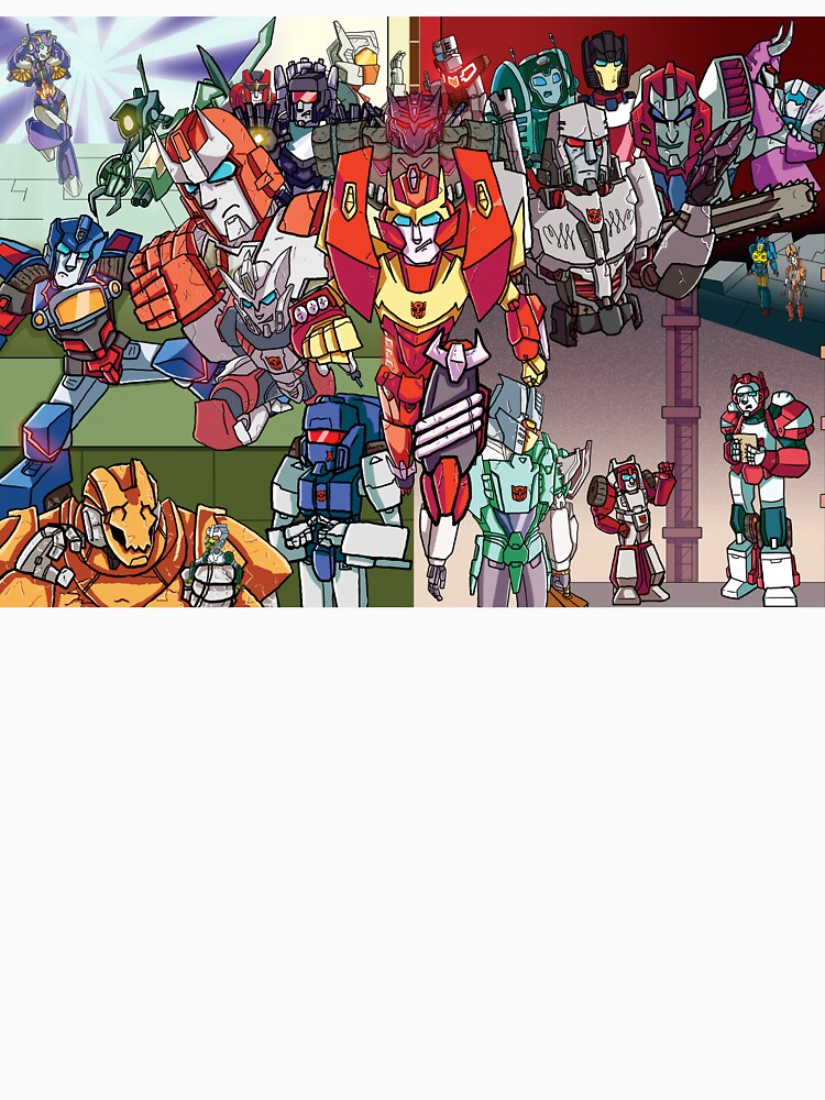 Mtmte Season 1-2 by demonology7789