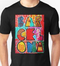 Barcelona Painting T-Shirt
