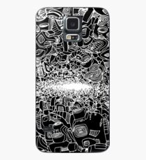 Robot War Case/Skin for Samsung Galaxy