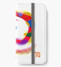 2000 Korea Year of the Snake Postage Stamp iPhone Wallet/Case/Skin
