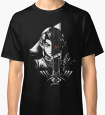A Hero's Dark Reflection Classic T-Shirt