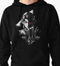 A Hero's Dark Reflection Pullover Hoodie