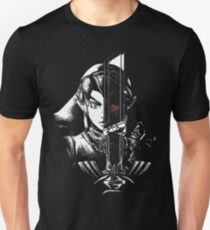 A Hero's Dark Reflection Unisex T-Shirt