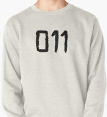 011 - Eleven Tattoo Design (Stranger Things) Pullover