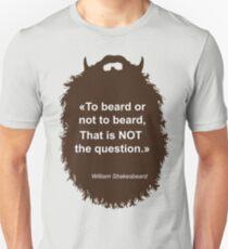Beard-Collection - To Beard Unisex T-Shirt