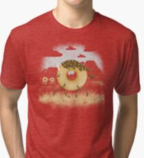 Mr. Sprinkles Tri-blend T-Shirt