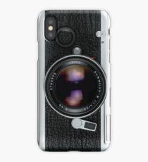 M6 camera phone case iPhone Case