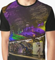 Metro color Graphic T-Shirt