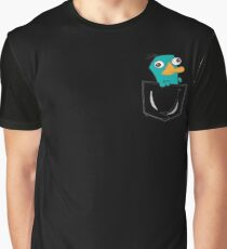 Perry the Platypus Pocket Graphic T-Shirt