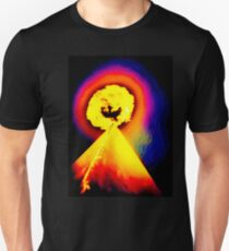 Phoenix Flame Rainbow T-Shirt