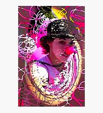 The Clown Photographic Print
