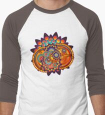Colorful Trippy Funky Abstract Jazz Pattern T-Shirt