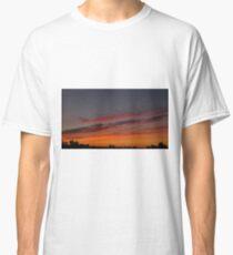 Burning rubber Classic T-Shirt