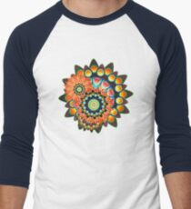 Happy Colorful Psychedelic Cool Funky Pattern T-Shirt