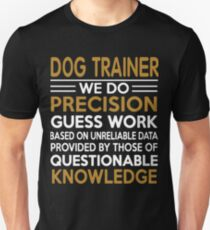 Dog Trainer Shirt Unisex T-Shirt