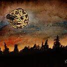 Méliès auf dem Mond von dodadue89
