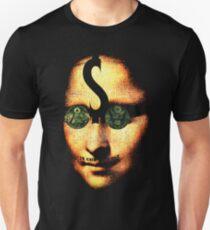 monalisa ill minutia Unisex T-Shirt