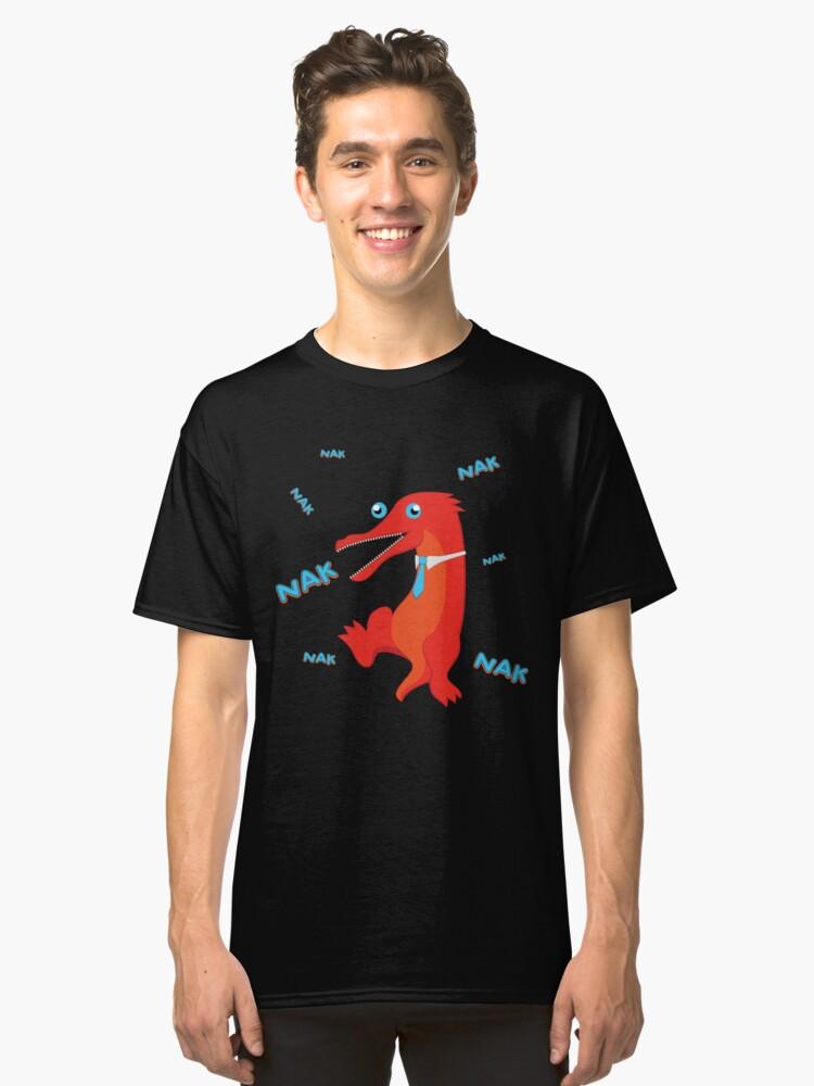 NAK NAK NAK Classic T-Shirt Front