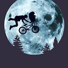 bicycle et by berjalan