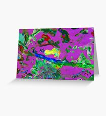 Rosellas Greeting Card