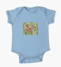 Corn Poppies Kids Clothes