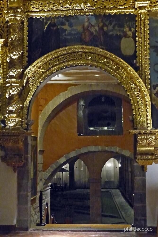 Hotel Monasterio by phil decocco