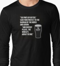 Six Pints Long Sleeve T-Shirt
