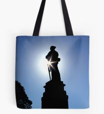 At the going down of the sun Tote Bag