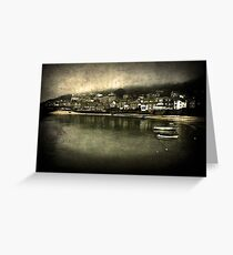 Mousehole Greeting Card