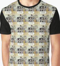 Boba Fett and Darth Vader Graphic T-Shirt