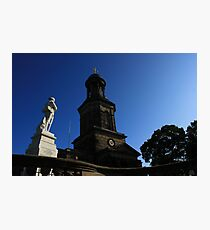 Shrewsbury Boer War Memorial Photographic Print