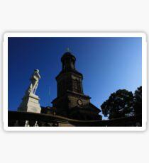 Shrewsbury Boer War Memorial Sticker